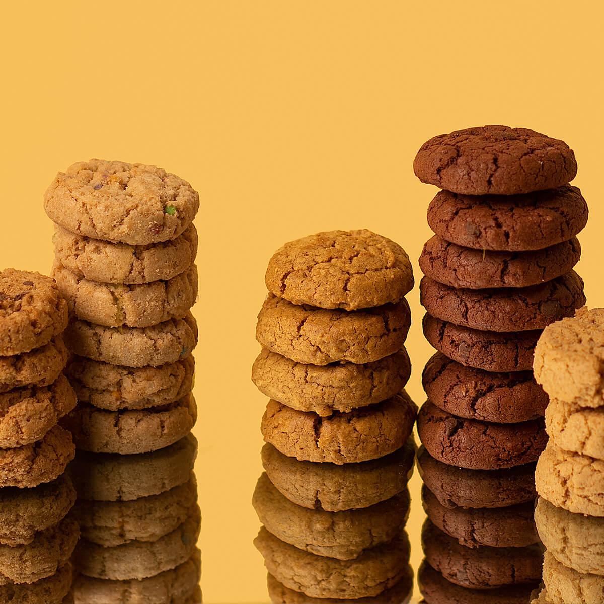Partake Crunchy Ginger Snap Cookies - cookie