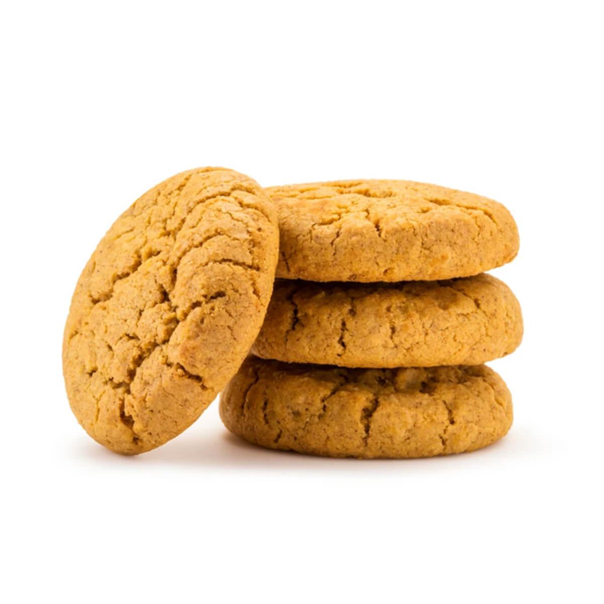 Partake Soft Baked Pumpkin Spice Cookies - cookies